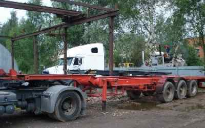 ТОНАР контейнеровоз - Сургут, заказать или взять в аренду