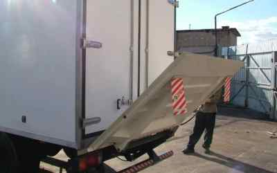 Грузоперевозки. Автомобиль ISUZU с гидробортом - Нефтеюганск, заказать или взять в аренду