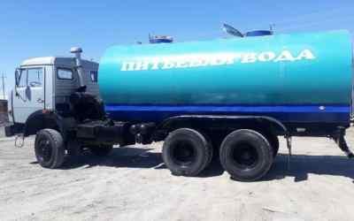 Услуги цистерны водовоза для доставки питьевой воды - Сургут, заказать или взять в аренду