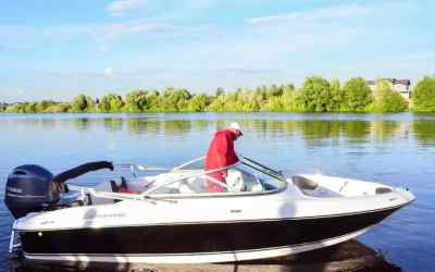 Прокат катеров и лодок. Катание и прогулки по реке - Сургут, заказать или взять в аренду