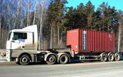 Полуприцеп, тягач MAN, Volvo - Сургут, заказать или взять в аренду