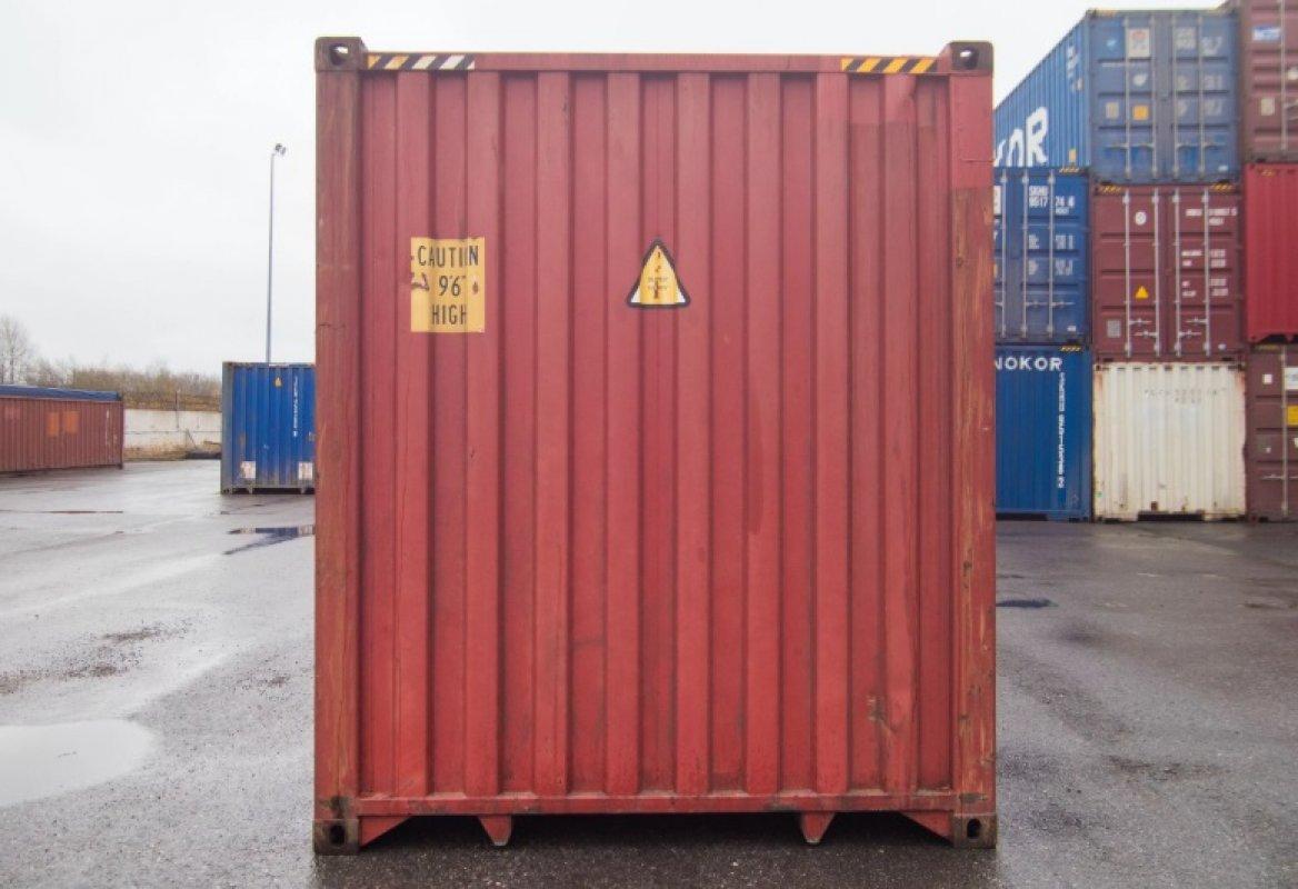 Сдам в аренду морские контейнеры 20 и 40 футов для хранения и перевозок - Сургут, заказать или взять в аренду