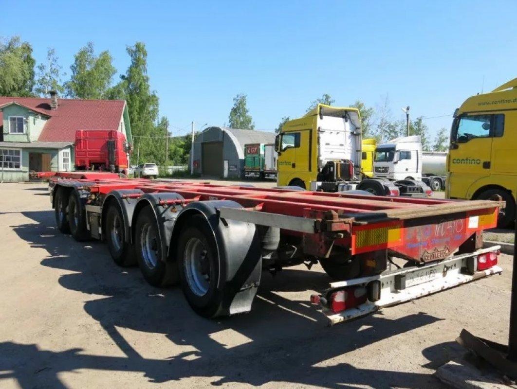 Оказываем грузоперевозки контейнеров на полуприцепах - Нижневартовск, заказать или взять в аренду