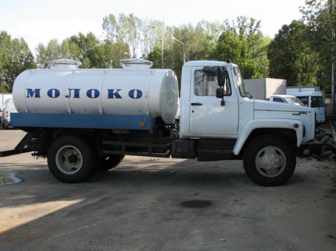 ГАЗ-3309 Молоковоз - Сургут, заказать или взять в аренду
