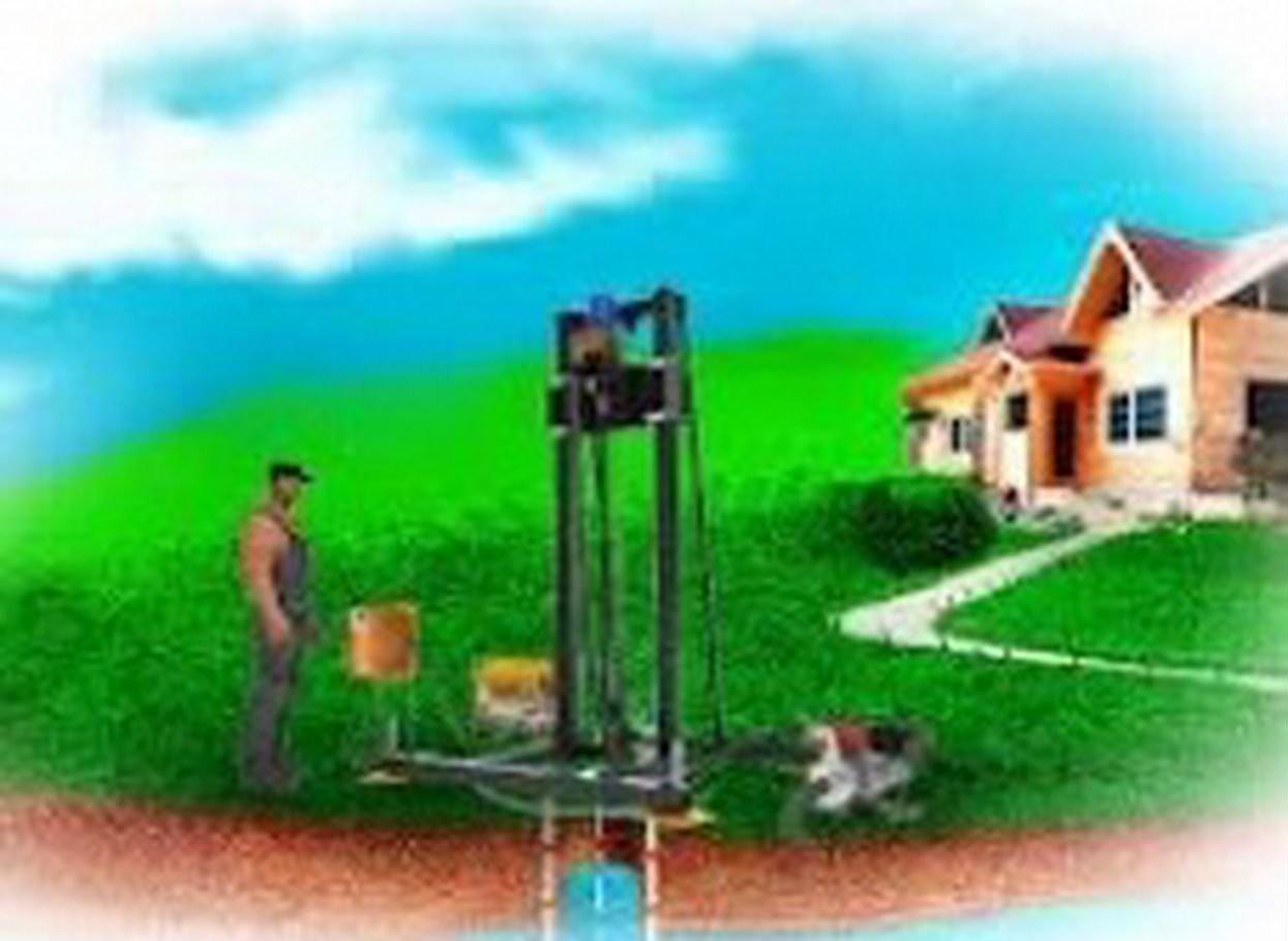 Бурим скважины на воду в Лянторе - Лянтор, цены, предложения специалистов